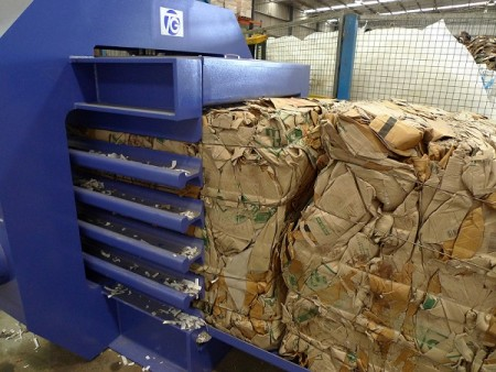 Balers for Paper