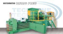 Automatic Horizontal Baler TB-0911 Series